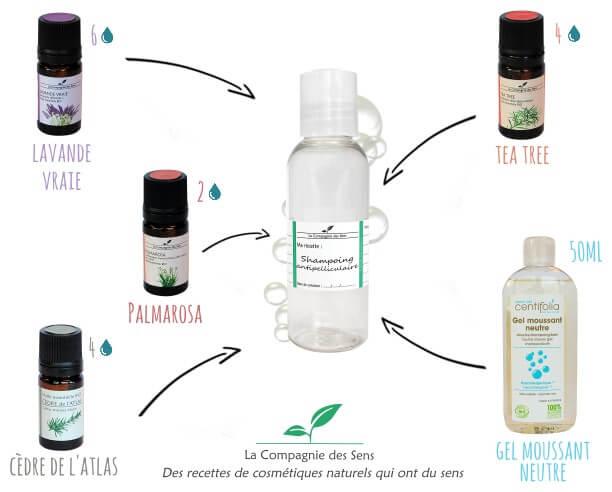 pellicules un shampoing naturel base d 39 huiles essentielles pour les combattre. Black Bedroom Furniture Sets. Home Design Ideas