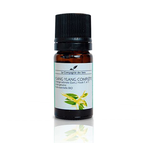 Huile essentielle Ylang Ylang complète